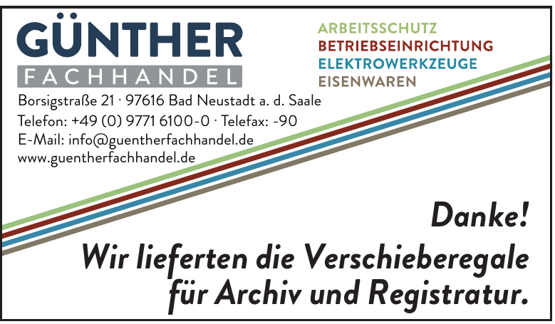 Günther Fachhandel
