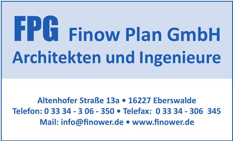 FPG Finow Plan GmbH