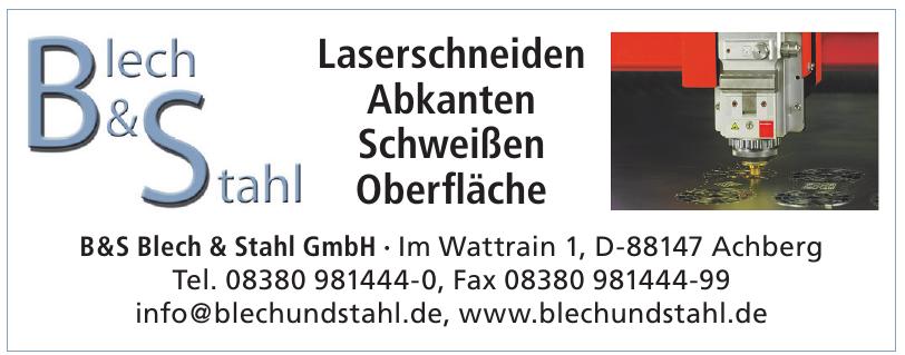 B&S Blech & Stahl GmbH