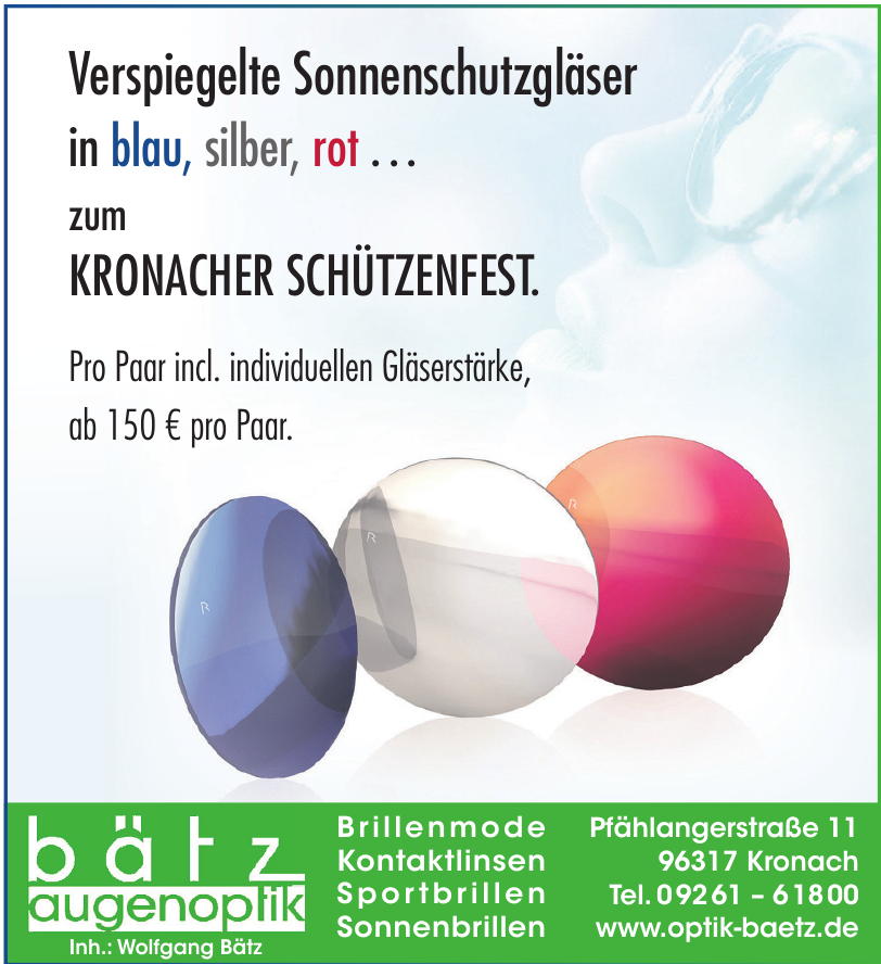 Augenoptik Bätz