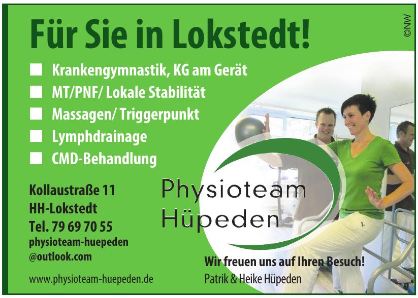 Physioteam Hüpeden