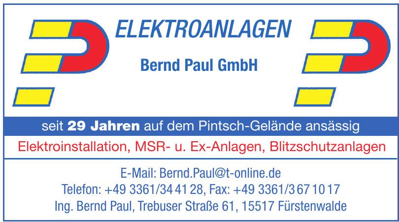 Bernd Paul GmbH