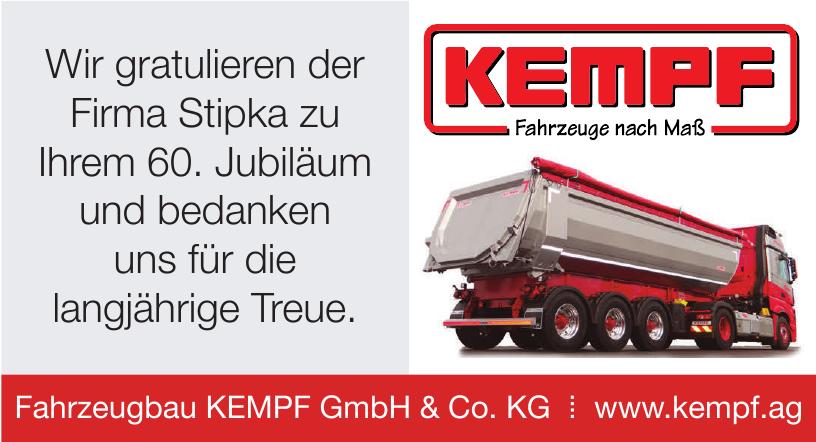 Fahrzeugbau Kempf GmbH & Co. KG