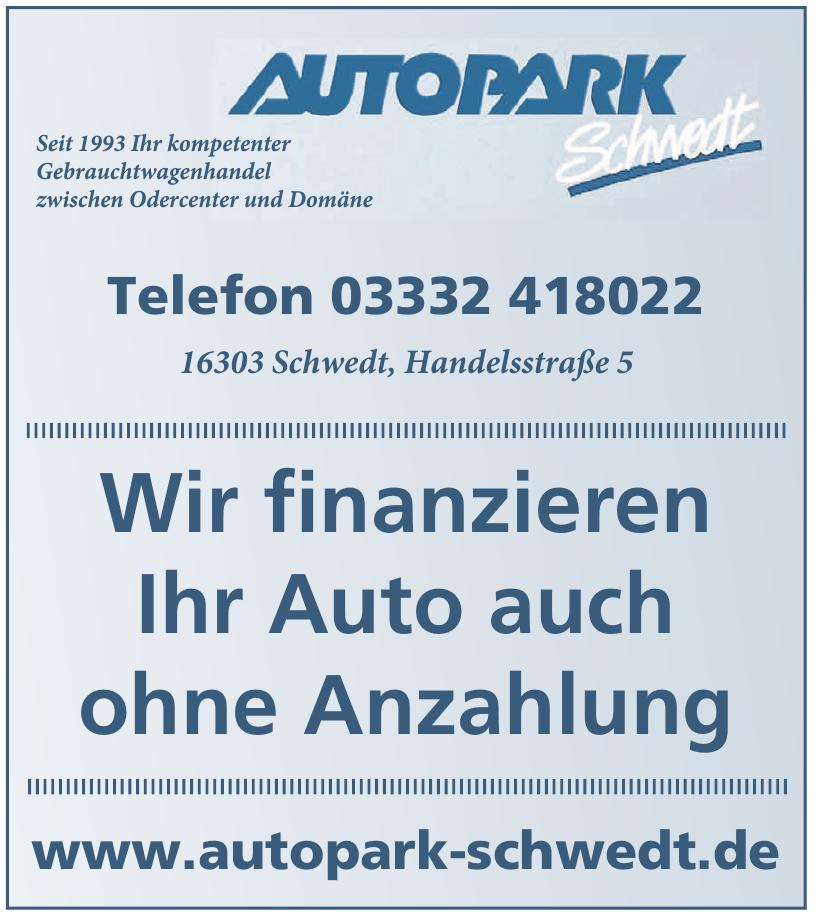 Autopark Schwedt GmbH