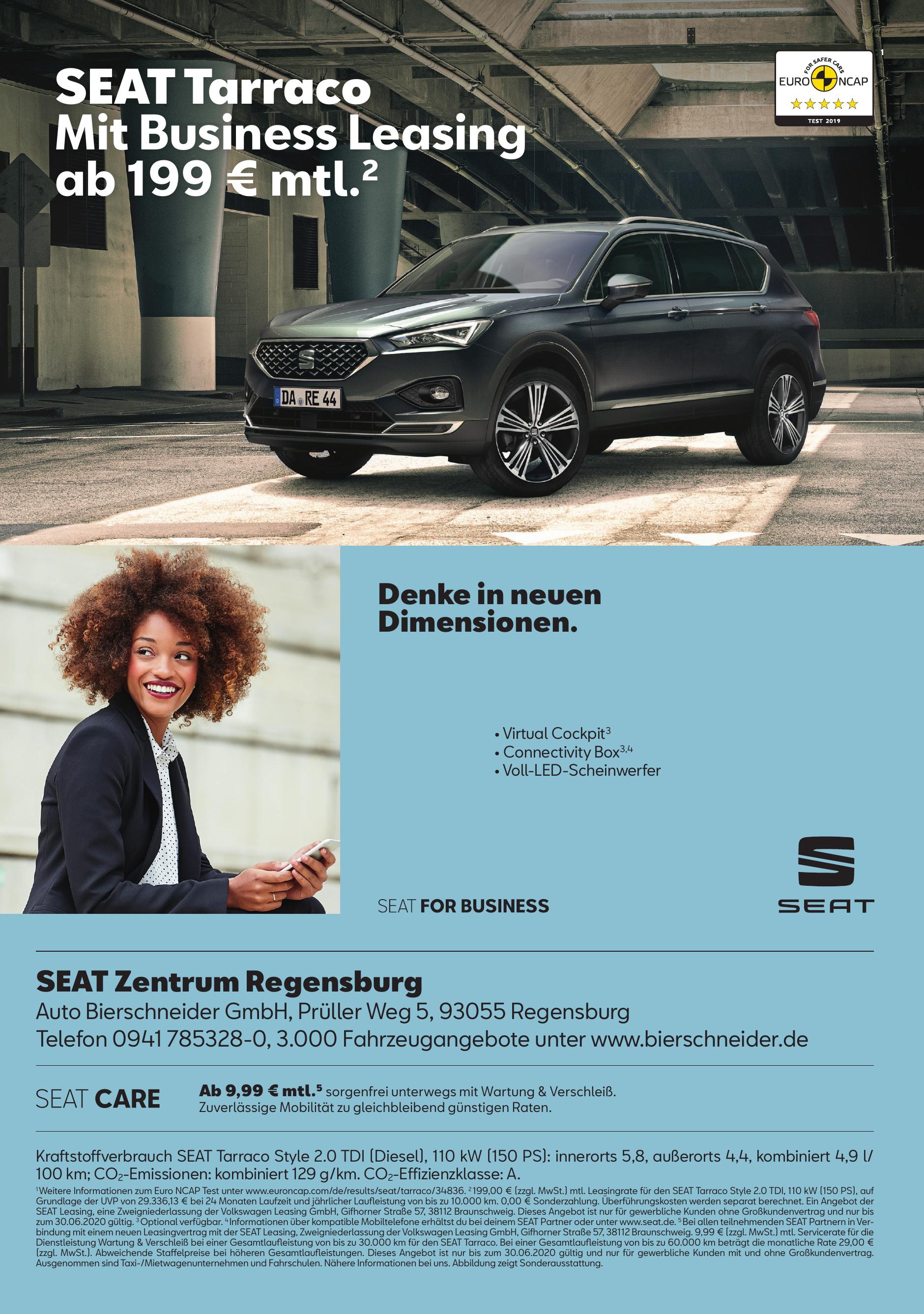 SEAT Zentrum Regensburg, Auto Bierschneider GmbH