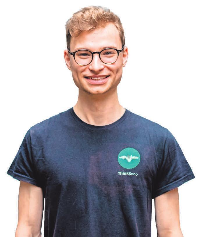 Think-Sono-Gründer Sven Mischkewitz.