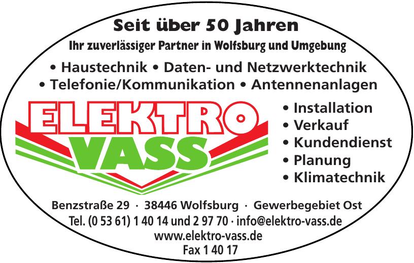 Elektro Vass GmbH & Co. KG