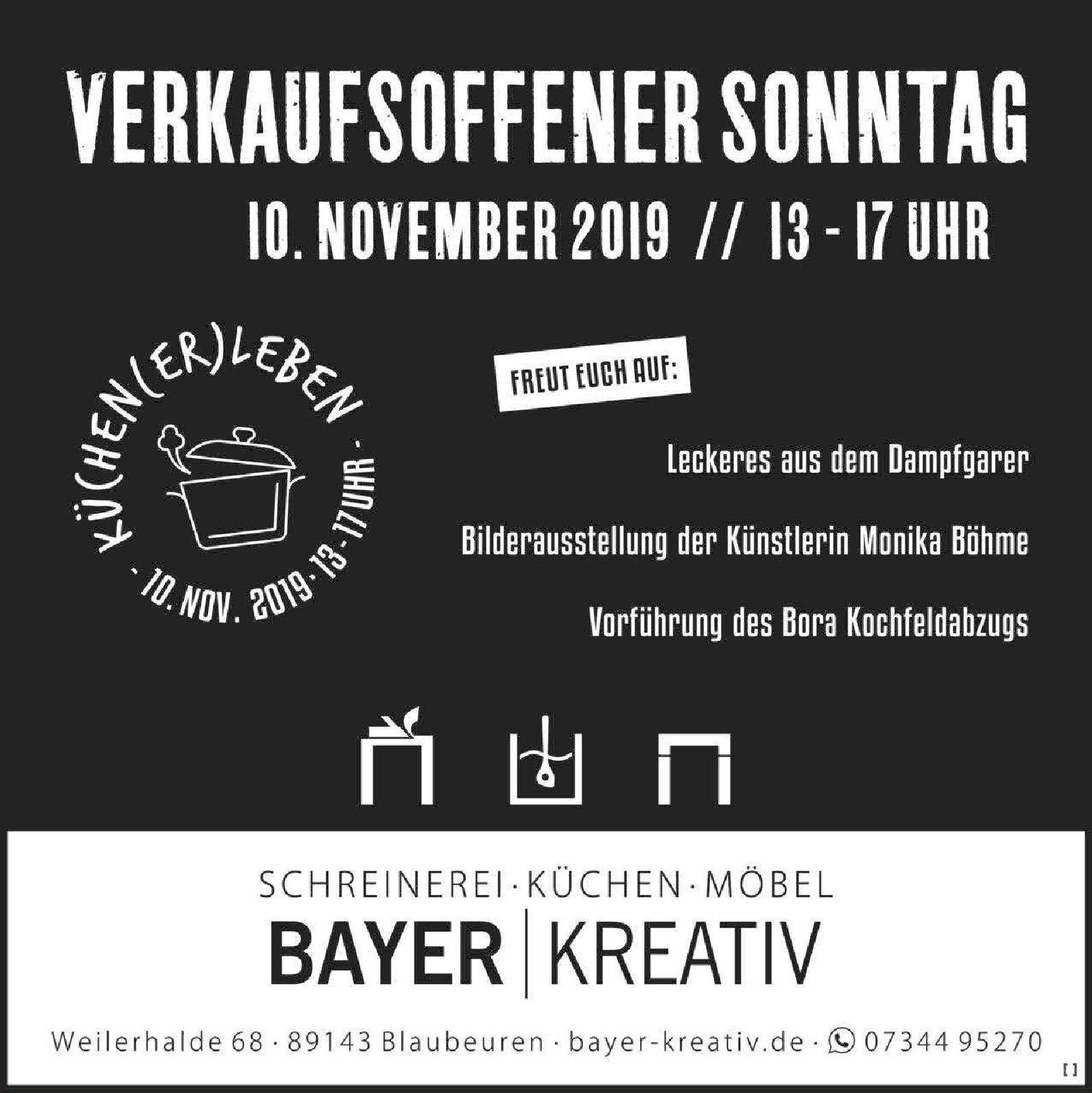 Bayer Kreativ Küchen Innenausbau