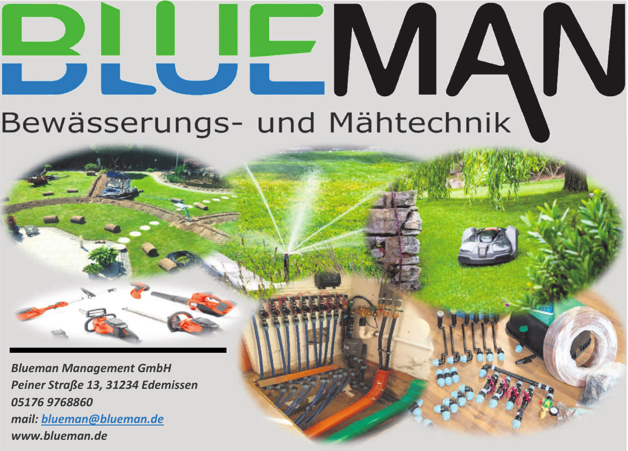 Blueman Management GmbH