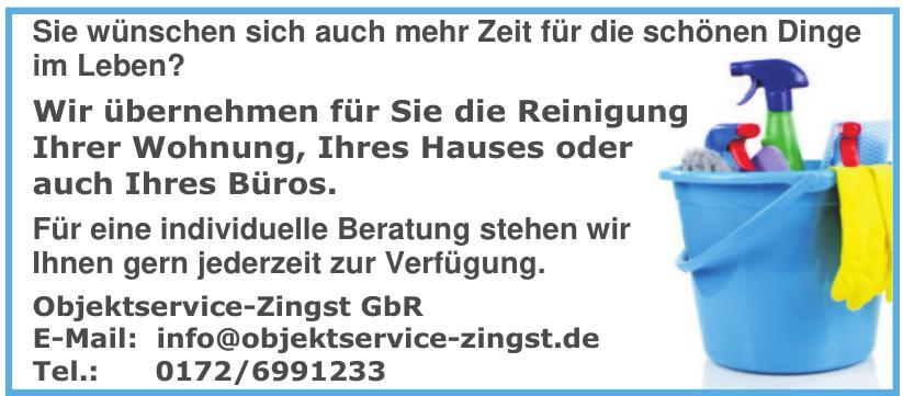 Objektservice-Zingst GbR