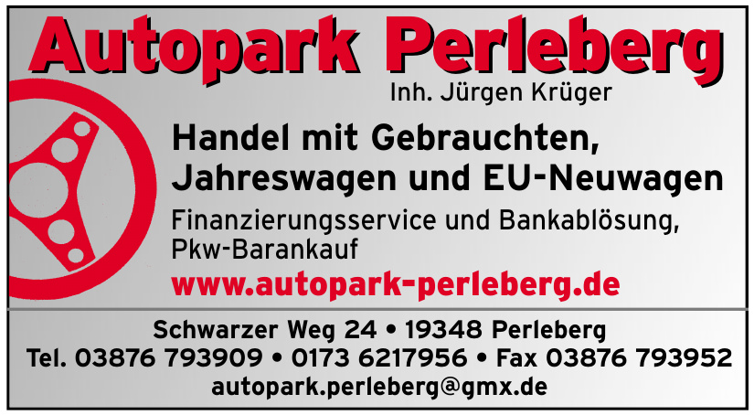Autopark Perlleberg