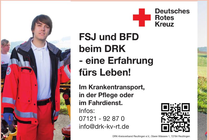 DRK-Kreisverband Reutlingen e.V.