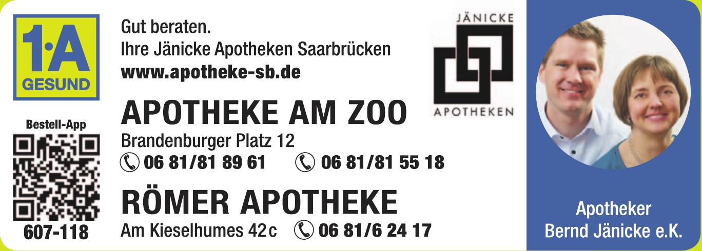 Apotheke am Zoo