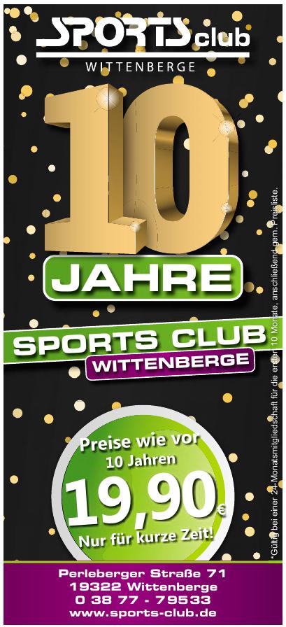 Sports Club Wittenberge