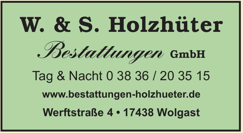 W. & S. Holzhüter Bestattungen GmbH