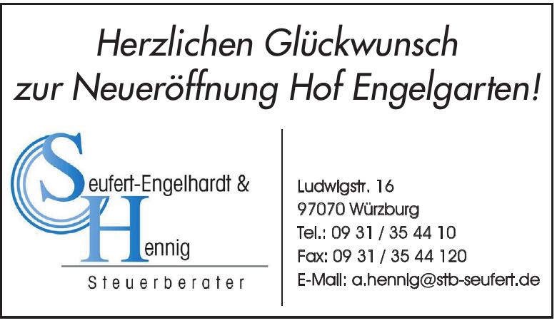 Seufert-Engelhardt & Hennig Steuerberater