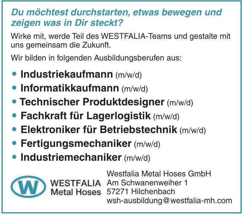 Westfalia Metal Hoses GmbH