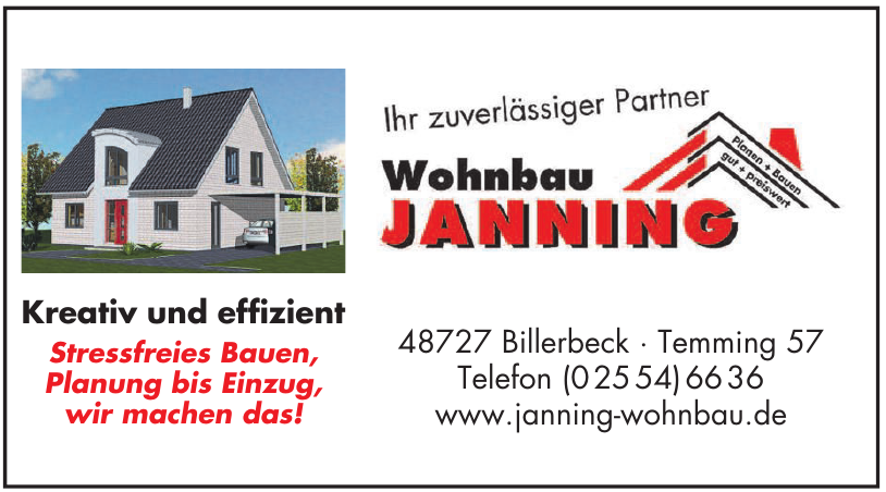 Janning Wohnbau