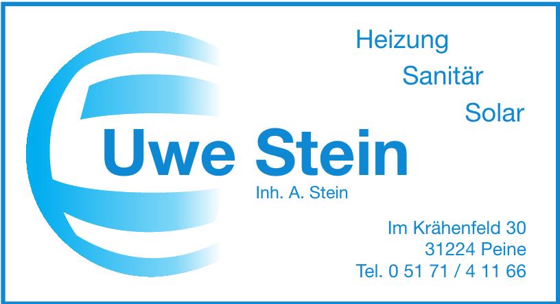 Uwe Stein