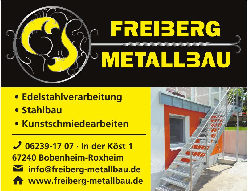 Freiberg Metallbau