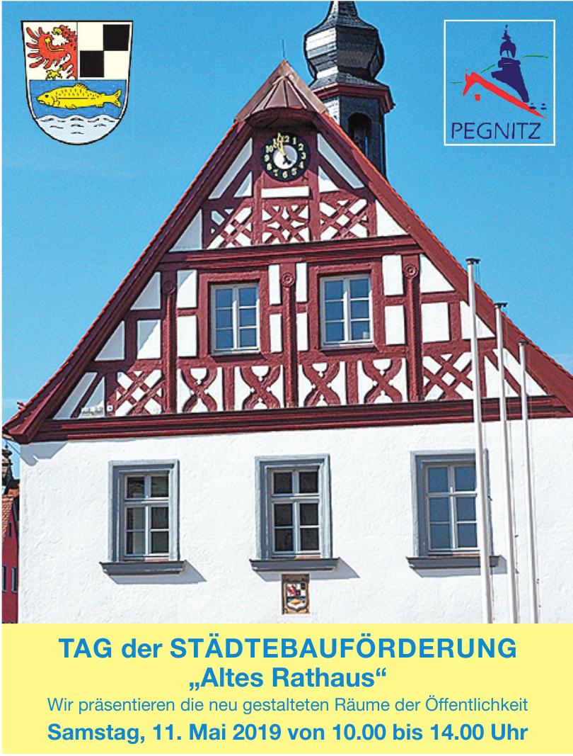 """Tag der Städtebauförderung """"Altes Rathaus"""""""