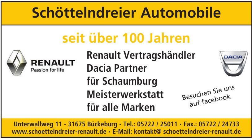 Schöttelndreier Automobile