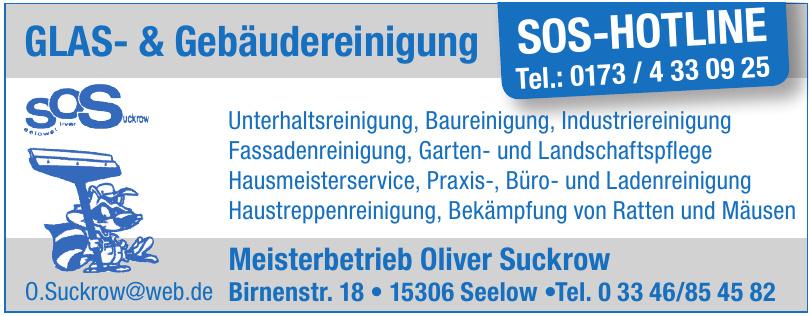 Meisterbetrieb Oliver Suckrow