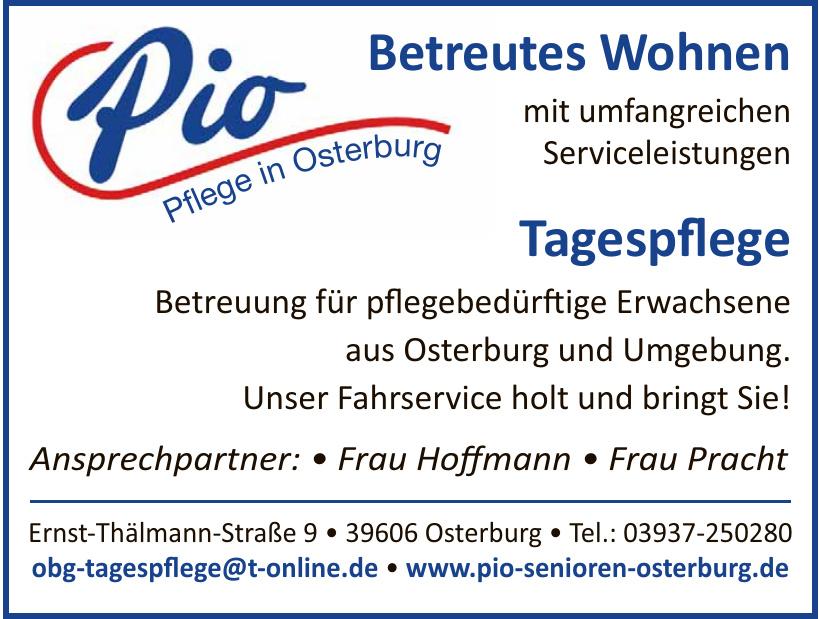 Pio Pflege in Osterburg