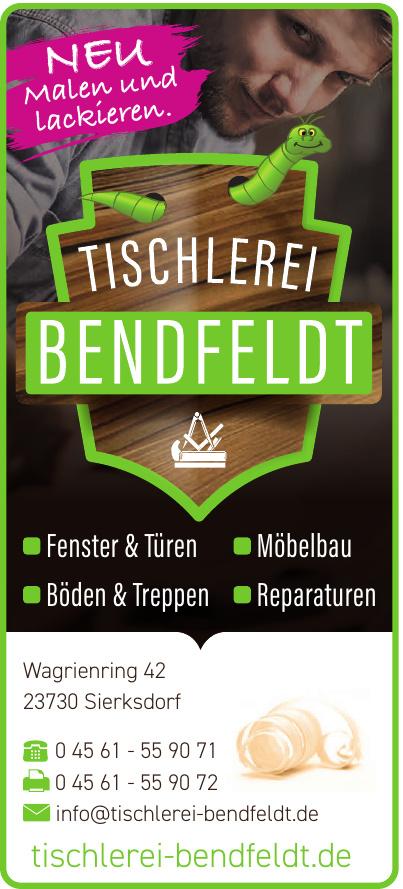 Tischlerei Bendfeldt GmbH