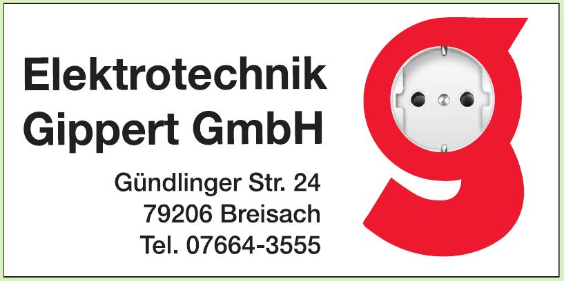 Elektrotechnik Gippert GmbH