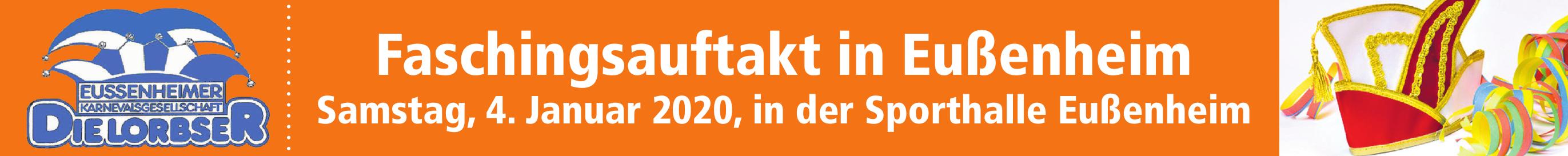Faschingsauftakt in Eußenheim Image 1