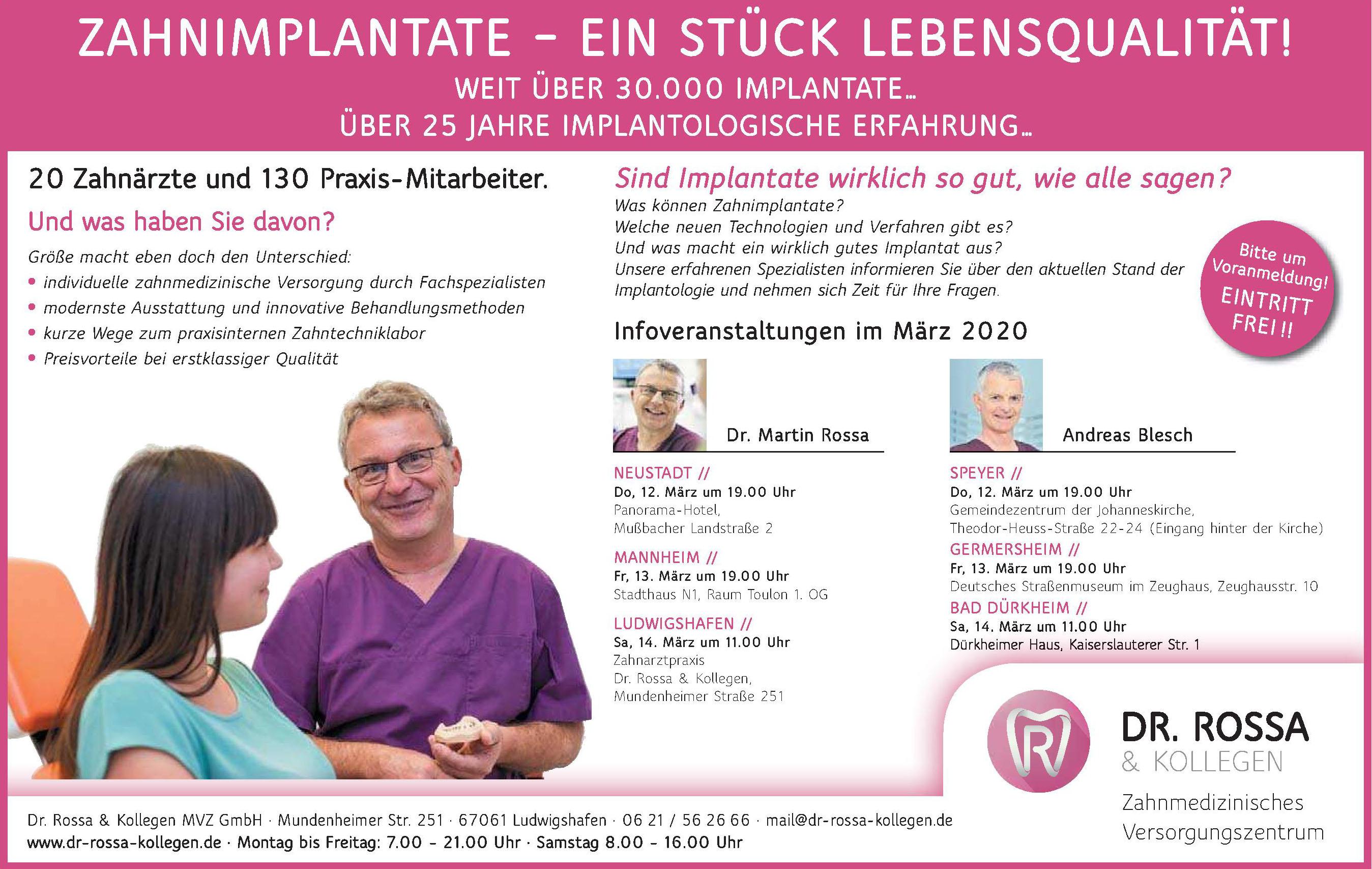 Dr. Rossa & Kollegen MVZ GmbH