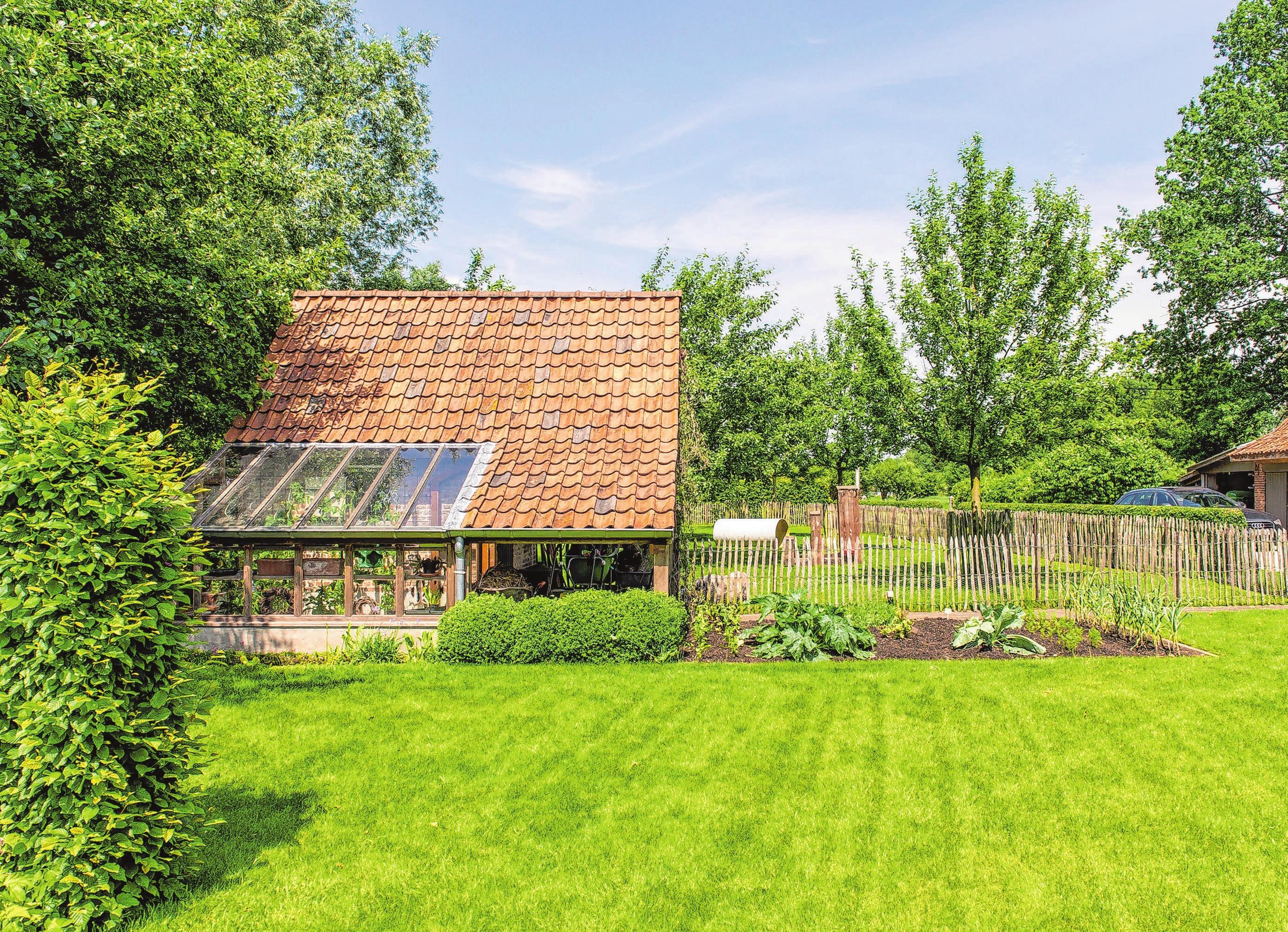 Die Steuerbefreiung gilt nur für das Grundstück, auf dem die Immobile der Familie steht. Foto: Archiv
