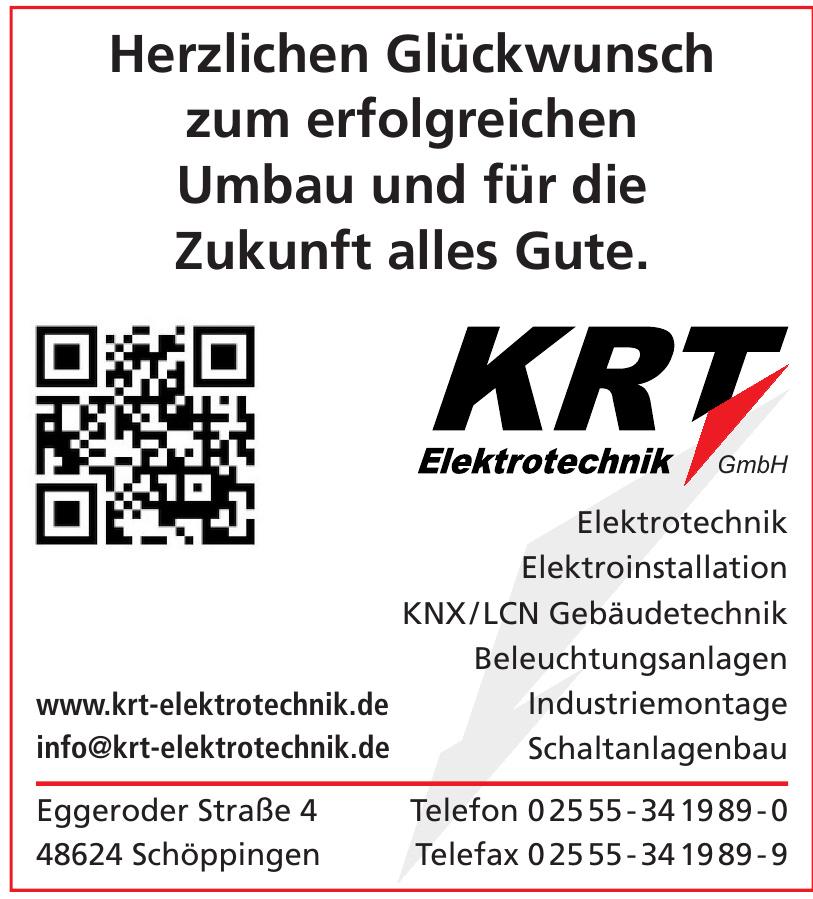 KRT Elektrotechnik GmbH
