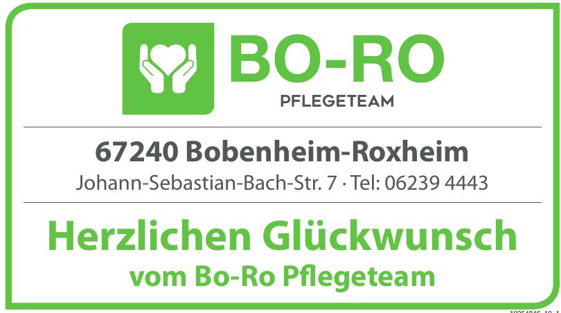 Bo-Ro Pflegeteam