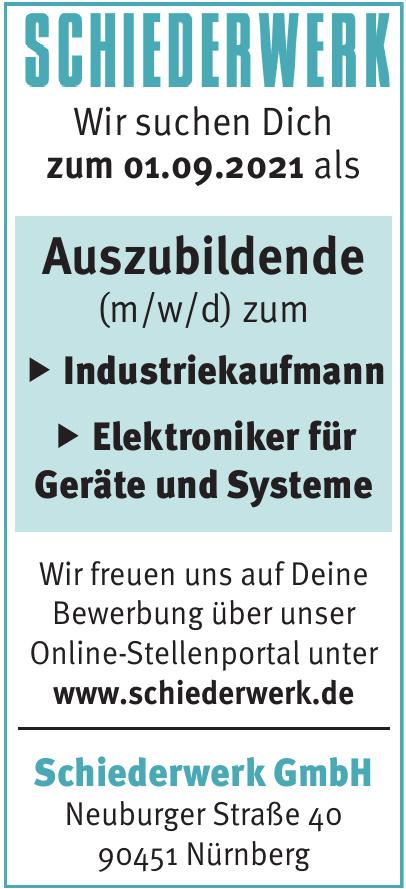 Schiederwerk GmbH