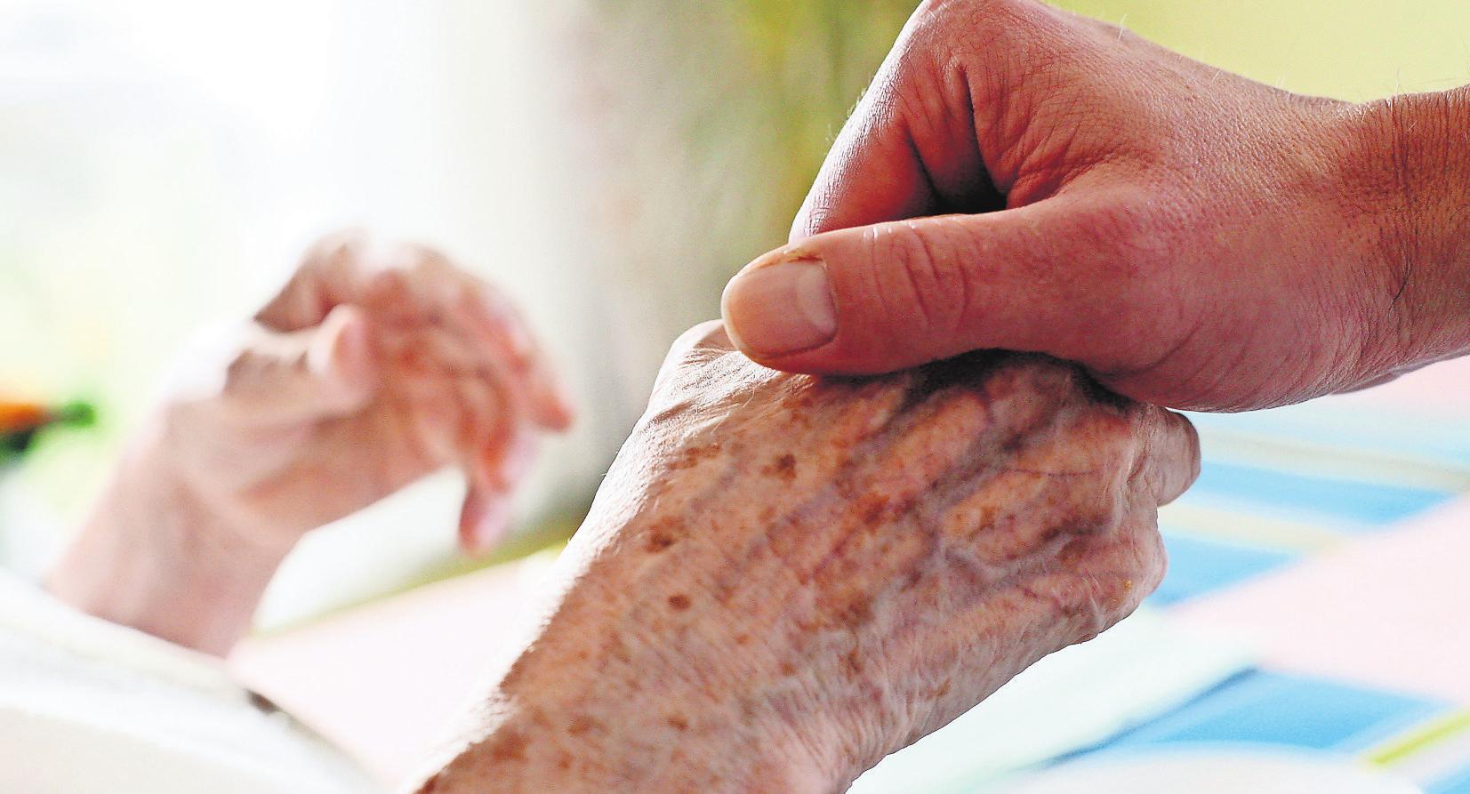 Ziel des ganzheitlichen Therapie-Ansatzes sei die Verbesserung der Lebensqualität der Betroffenen sowie den Erhalt der Selbstbestimmtheit.