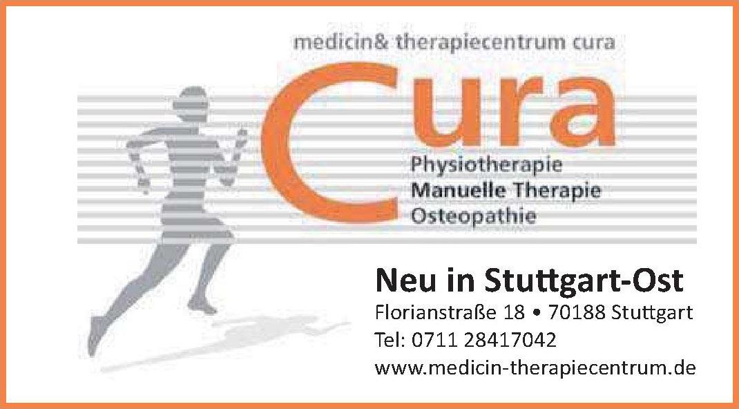 Medicin & Therapiecentrum Cura