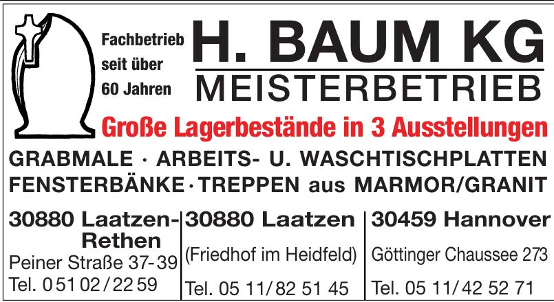 H.Baum KG