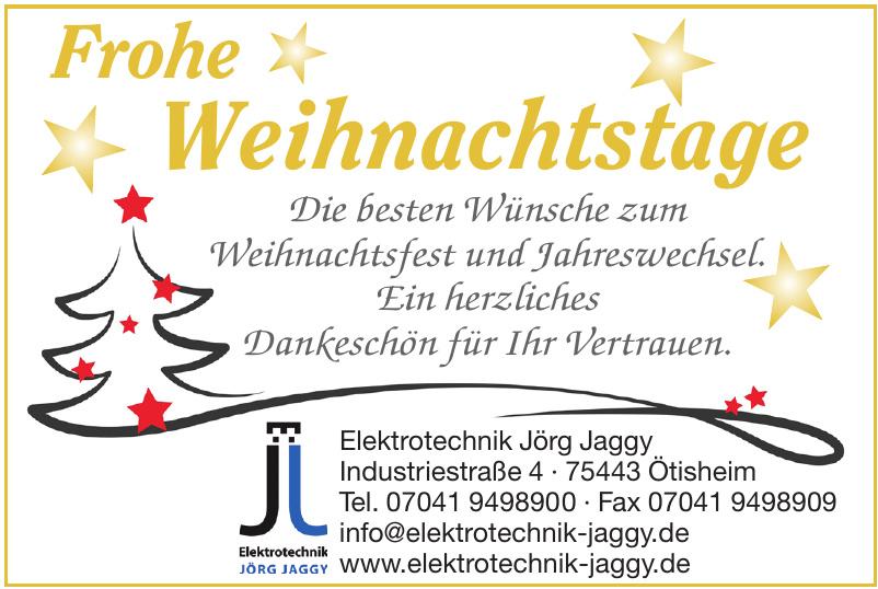 Elektrotechnik Jörg Jaggy
