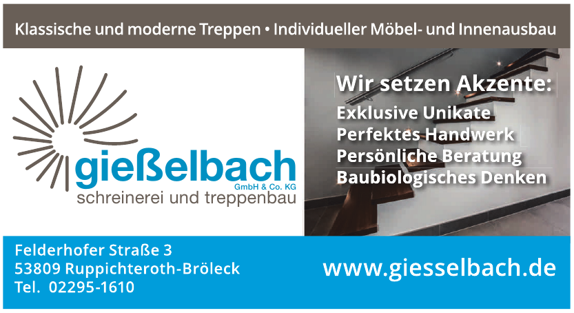 Gießelbach GmbH & Co. KG
