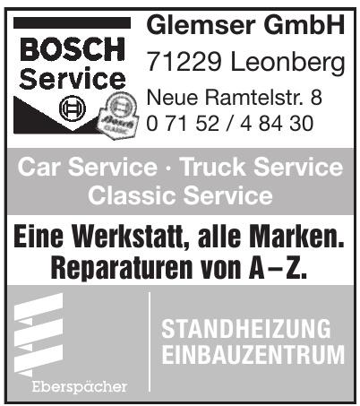 Glemser GmbH