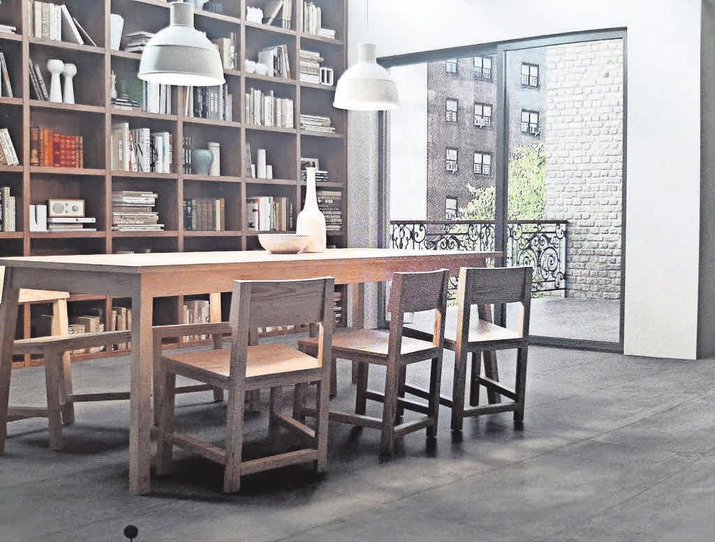 Fliesen bringen Ästhetik in den Wohnbereich und auf die Terrasse.