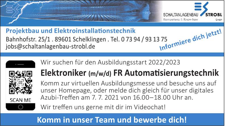Projektbau und Elektroinstallationstechnik Strobl