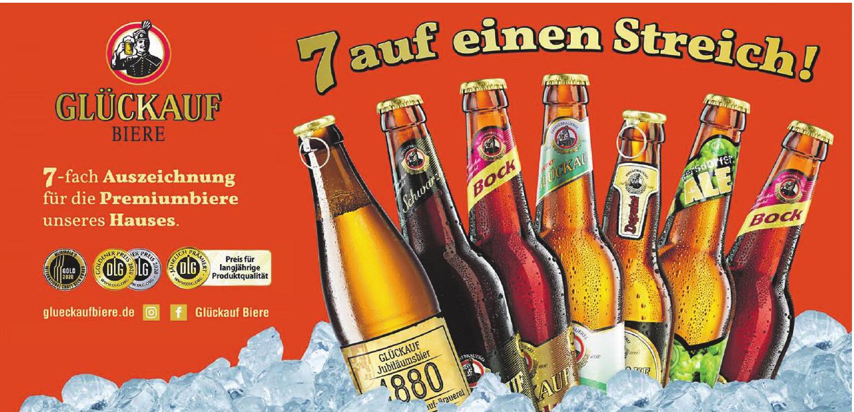 Glückauf Biere