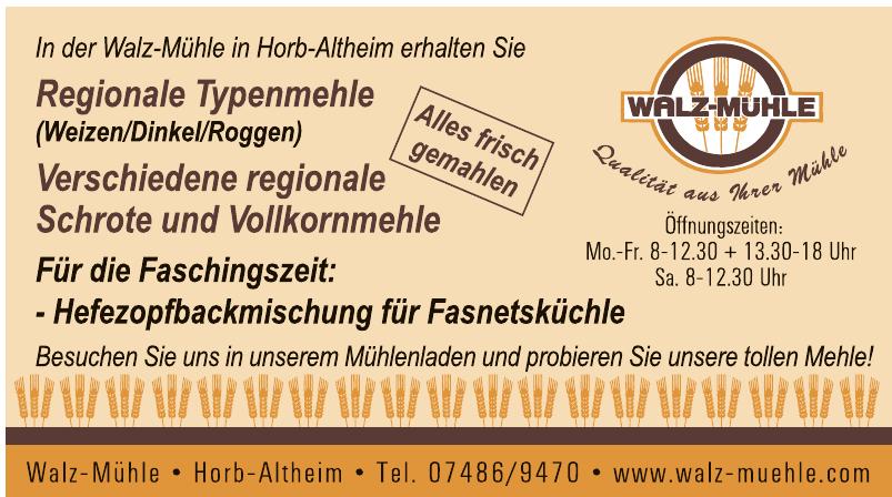 Walz - Mühle