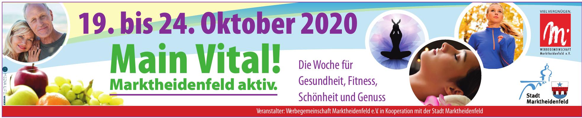 Main Vital! Marktheidenfeld aktiv. Image 1