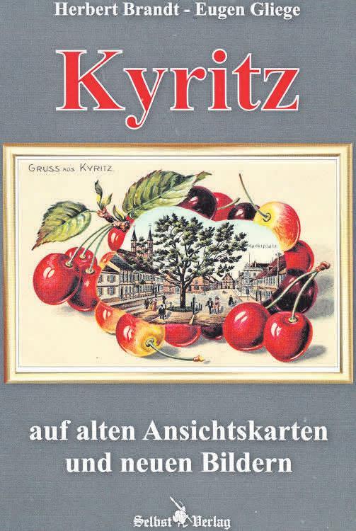 Das Buch von Herbert Brandt und Eugen Gliege. REPRO: GE