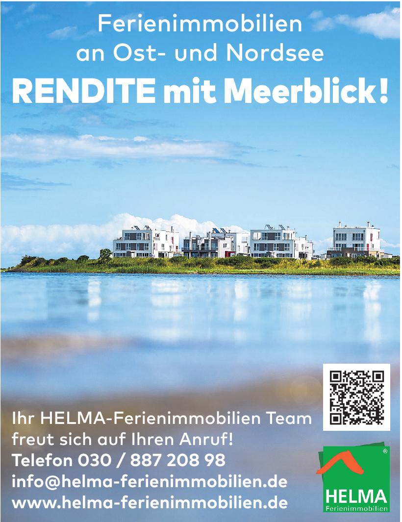 HELMA-Ferienimmobilien Team