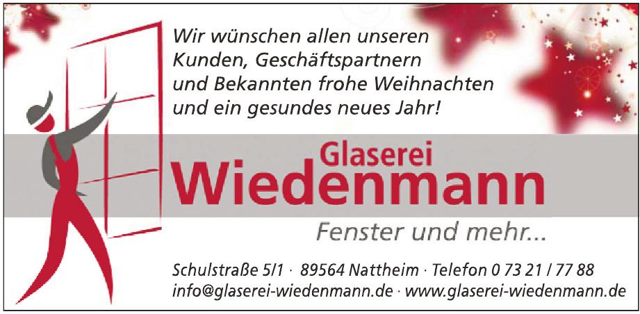Glaserei Wiedenmann